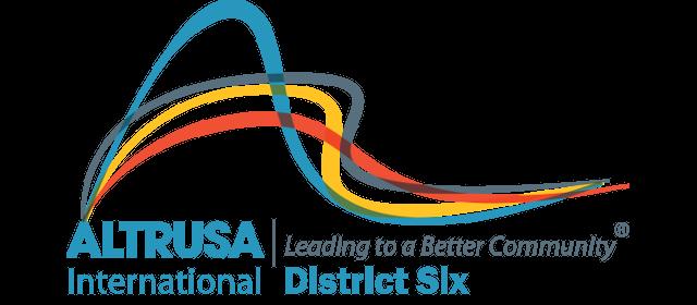 Altrusa District Six Logo